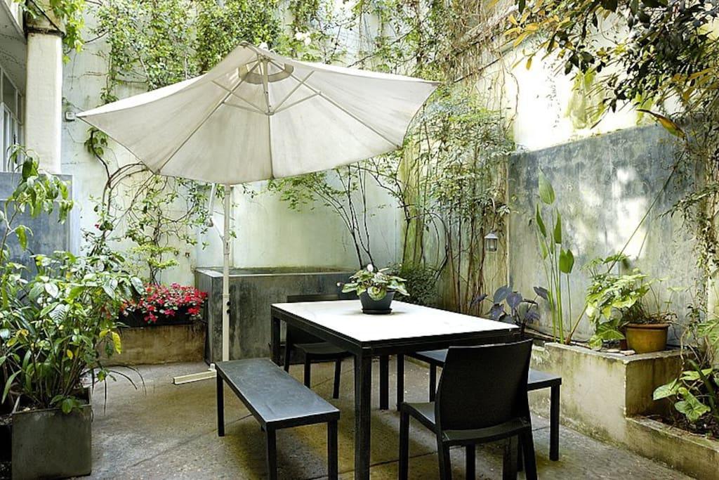 CasaThames SOHO Patio+Terraces 4BDR