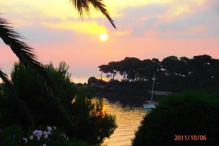 Cosy Beach House Antibes S. France - Antibes