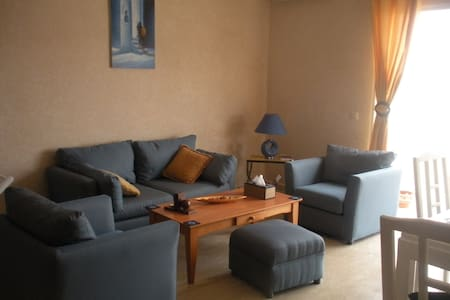 2 bed/1.5 bath/pool-view terrace - Apartamento