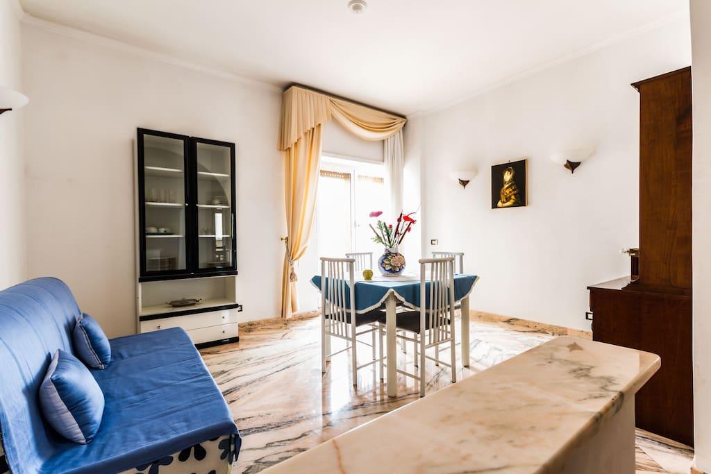 HOUSE ROME CIALDI