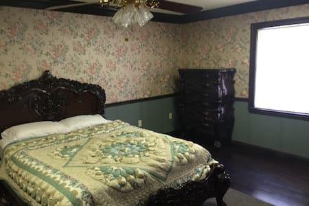 Beautiful room near Savannah, GA - Bloomingdale - Haus