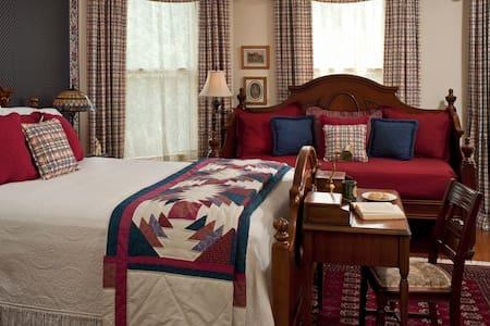 The Oaks Victorian Inn - Bed & Breakfast