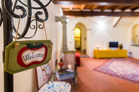 La tua casa sulle montagne. Toscana - House