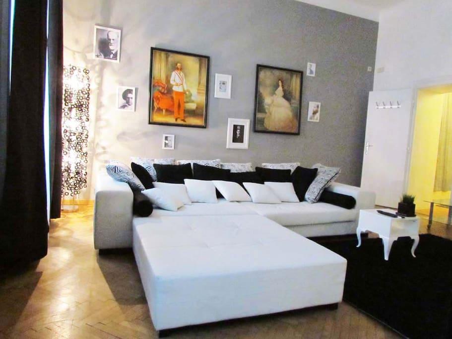 """""""Spittelberg"""" Design Apartment"""