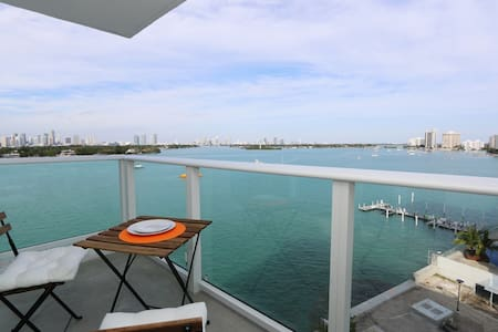 Beautiful apt in South Beach - Miami Beach - Apartment