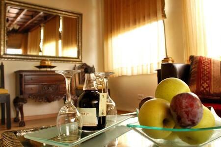 Beit Shalom: Duvdevan Luxury  Suite - Bed & Breakfast