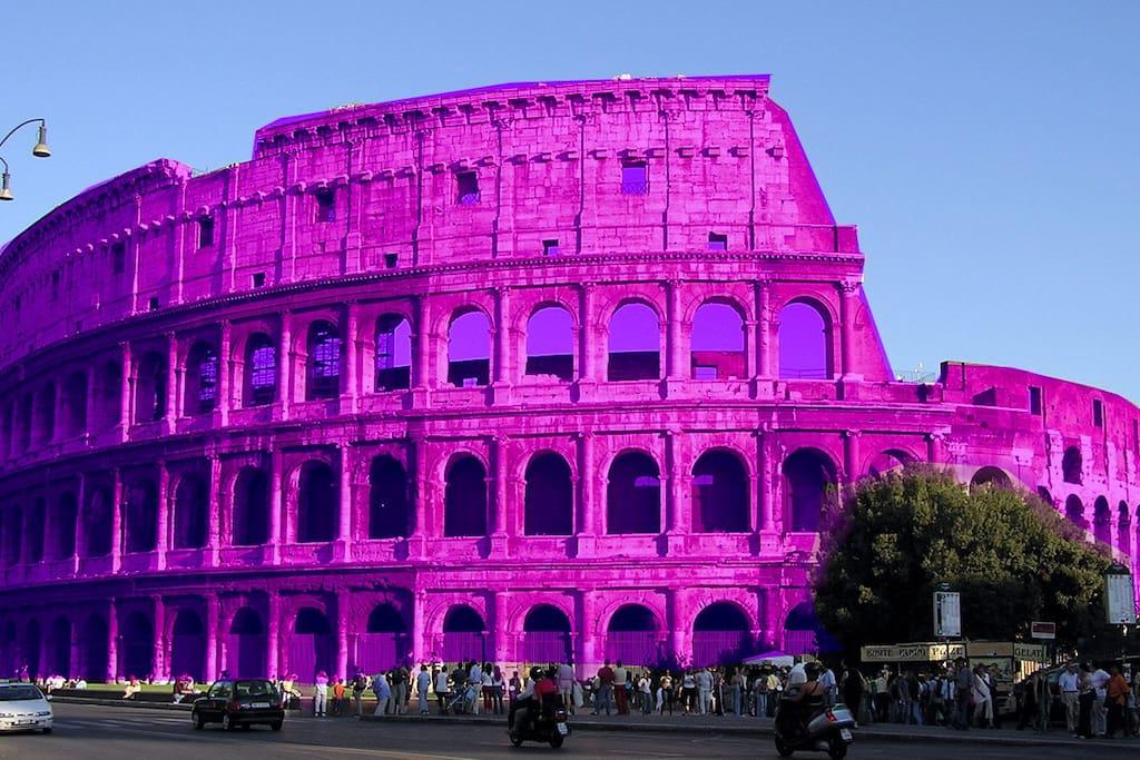 "BEDROOM "" Colosseum JOLLY"" , Centre"