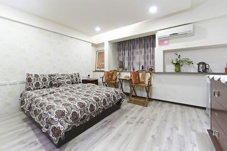 不挑房獨立2人套房 2P ROOM - Lägenhet