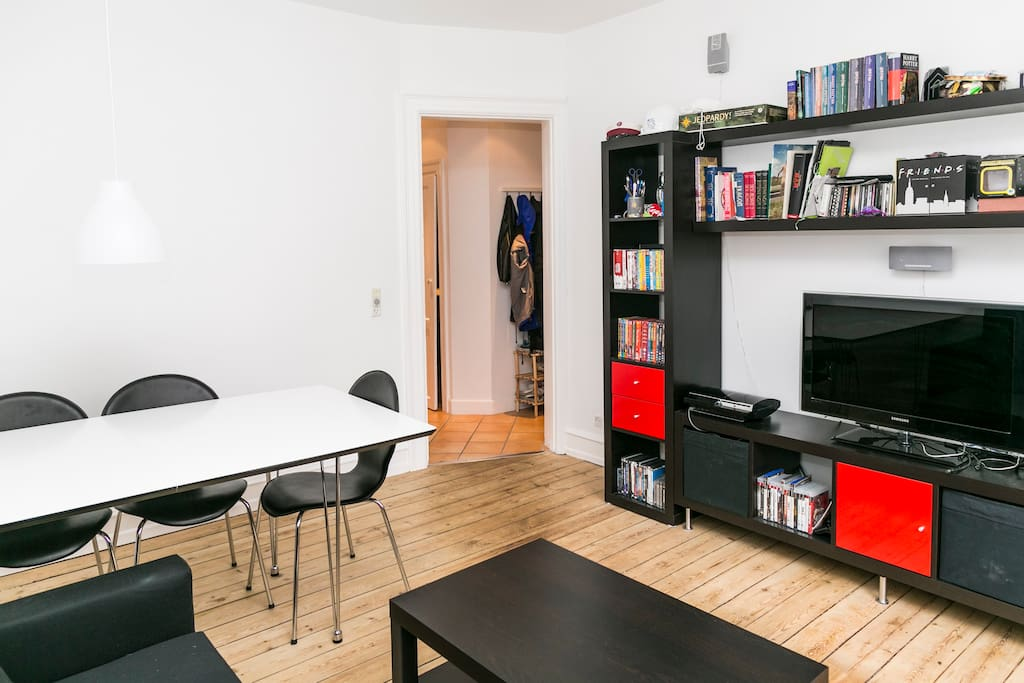 Cosy apartment - 15min from center!