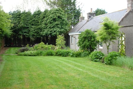 Holiday cottage in Aberdeenshire - House