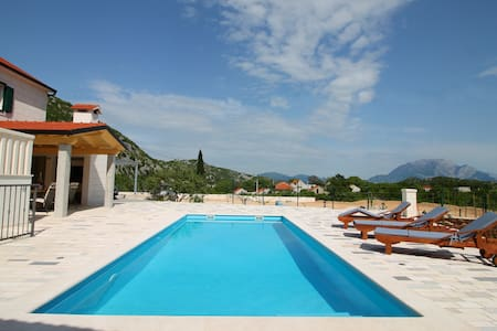 NEW! VILLA FUGA with private pool - House