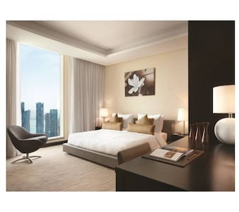 Kempinski Residents & Suites Westbay Doha - Doha - Appartement