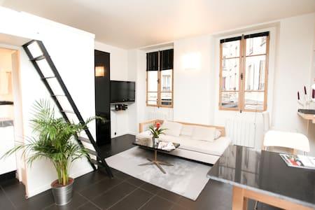 Belle appartement centre de Paris - Huoneisto