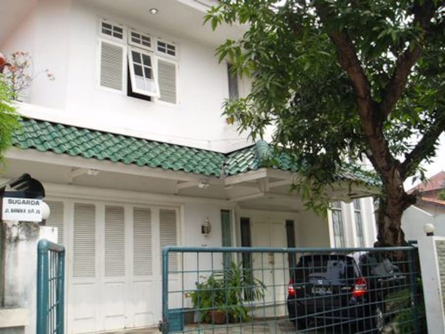 Bangka Bed and Breakfast Jakarta03
