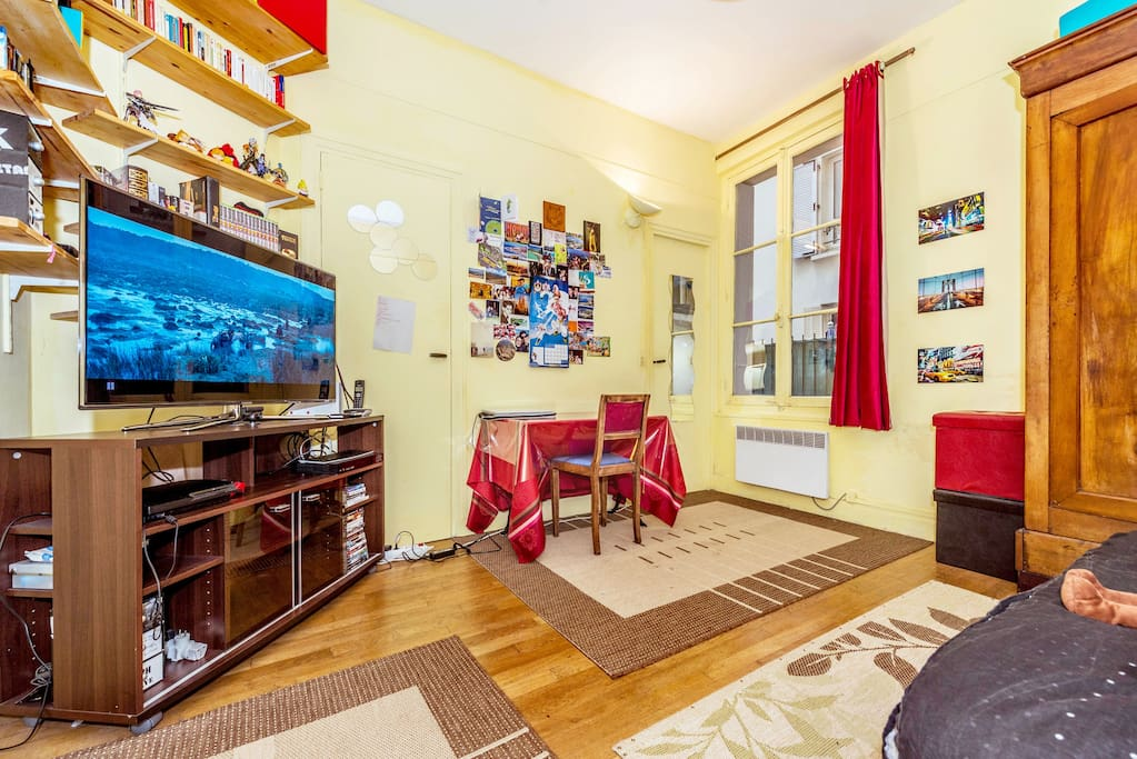 Cozy Appartment at 5min Montmartre