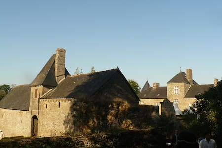 17th century old French Castle - Castle
