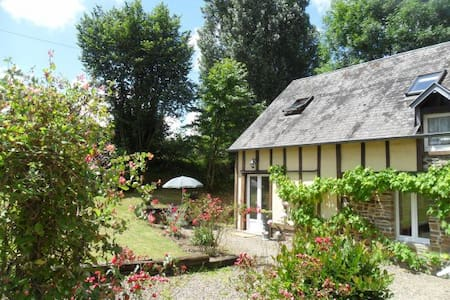 Les Ruisseaux & Le Gite de la Rose - Saint-Aubin-de-Terregatte