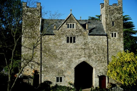 The Welsh Gatehouse - historic home