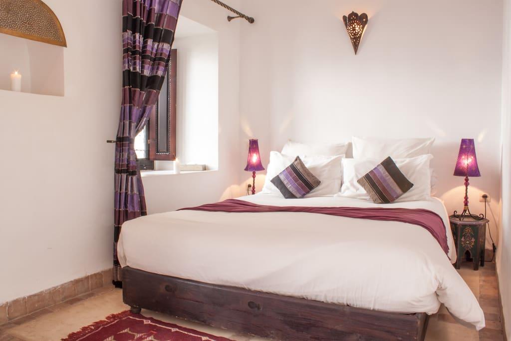 Riad Faiza & Spa Marrakech - Bahia
