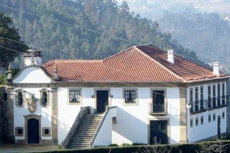 Petit chateau / piscine 10 pers - Cinfães - Villa