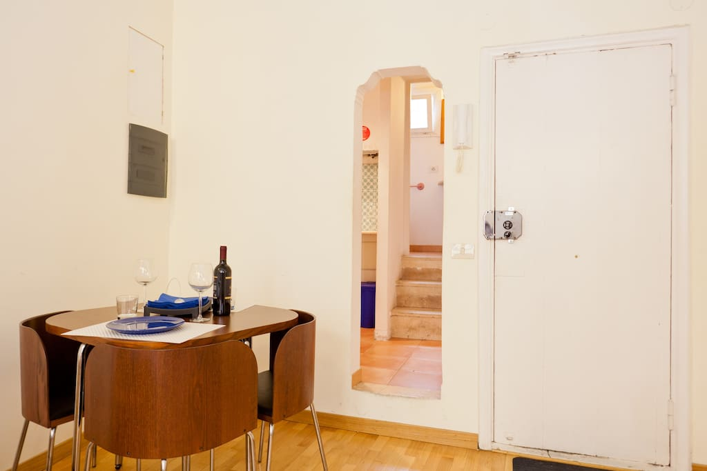 House Loft Rome 2-S.Cosimato Loft