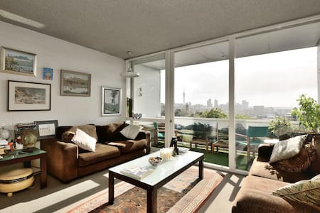 Best panoramic views in Auckland!! - Auckland - Wohnung