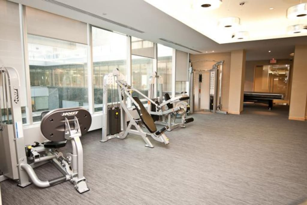 Gym & Fitness Centre - 9th Floor