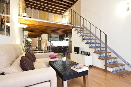 SPACIOUS LOFT IN THE CITYCENTER