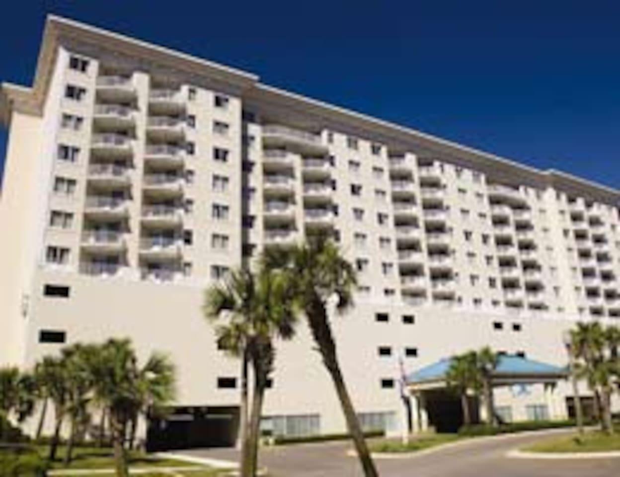Wyndham Majestic Sun Resort