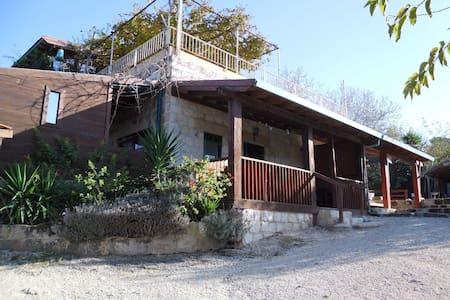 The Stone House @ Zippori Village - Tsipori