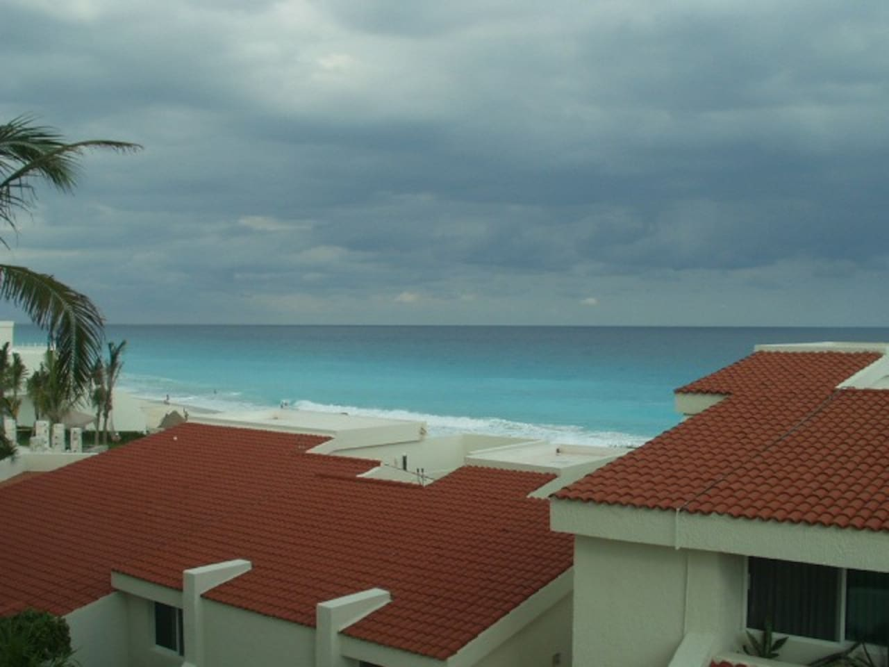 VERY NICE VIEW FROM THE CONDO