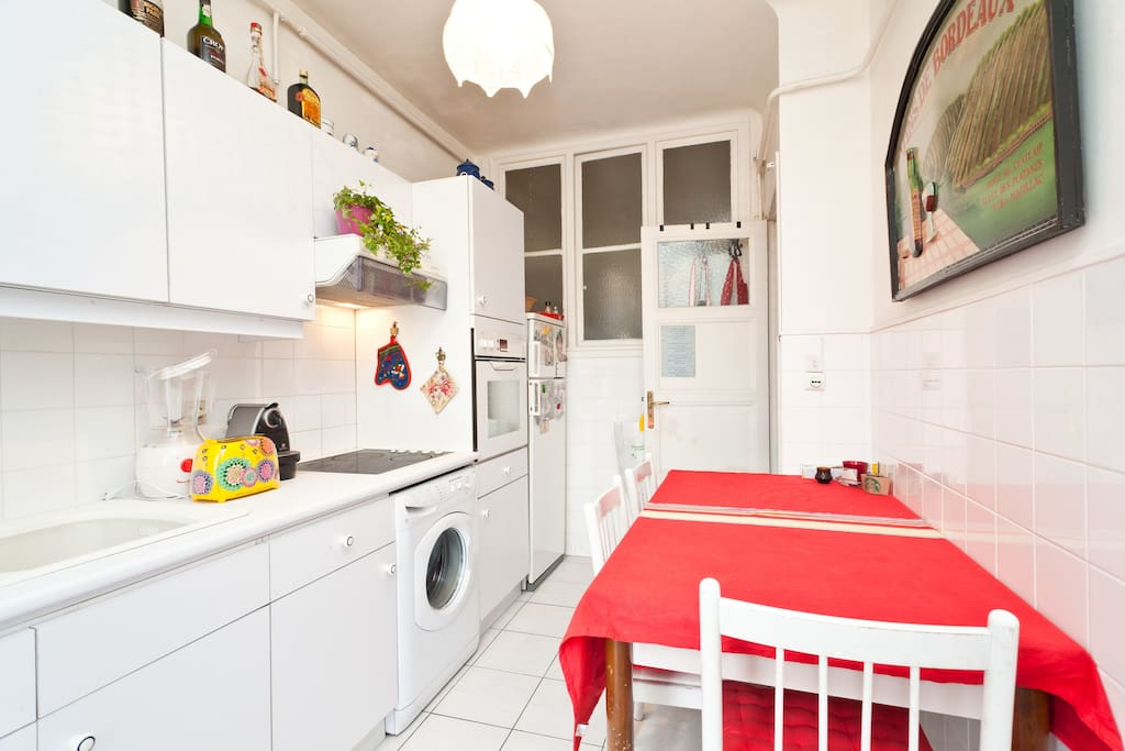 Charming flat in Place Massena