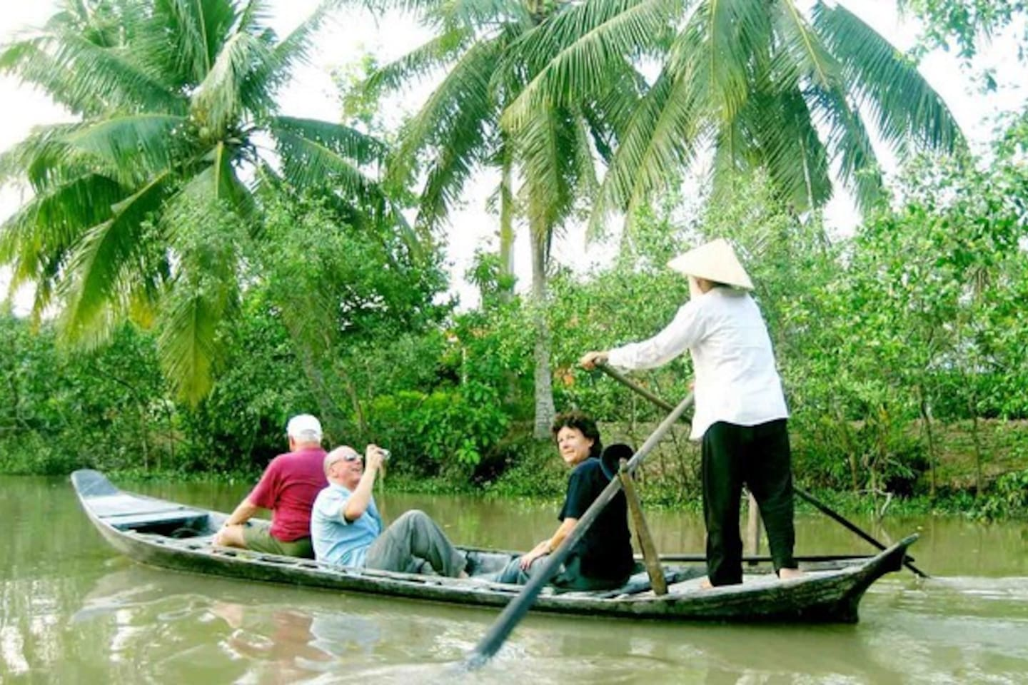 Mekong Delta Discovery Boat Trip
