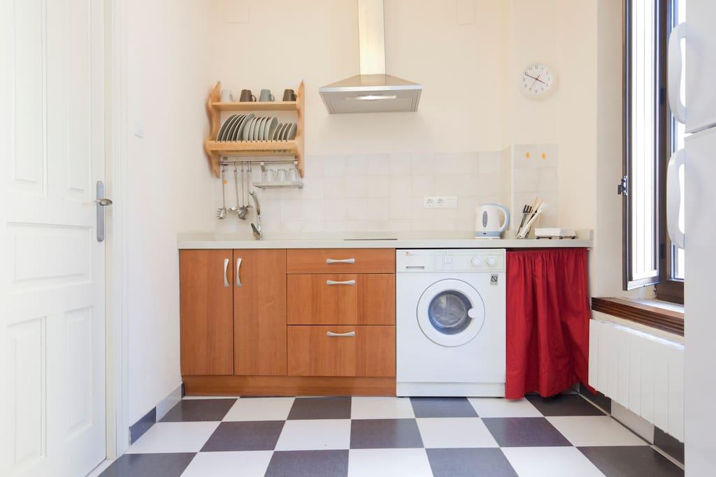apartment & garden Albaicin