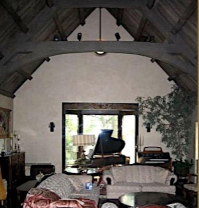 Vintage Estate/Pasadena Artist Room