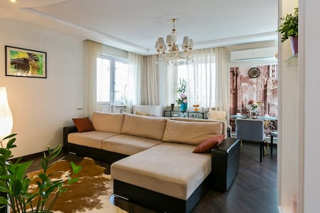 Современная просторная квартира - Люберцы - Apartment