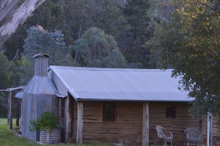 Blue Moon Wilderness Retreat - Blockhütte