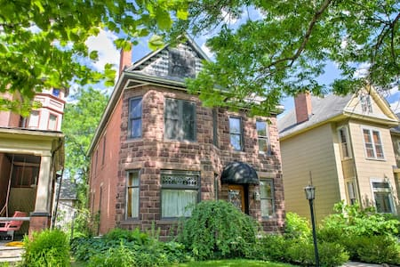 Grand Victorian in the Heart of the Short North - Ház