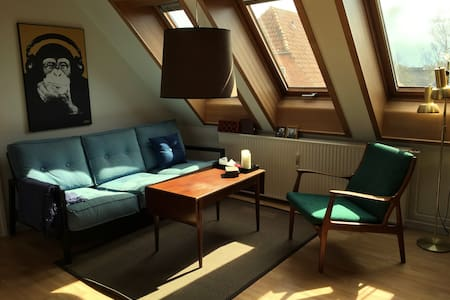 Cozy Apartment in the City Center - Flat
