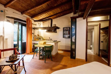 "Casa Migliaca, ""farmers"" room - House"