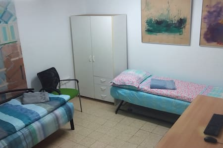 Bed in 5-Bed Mixed Dormitory Room04 - Casa