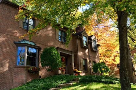 Beautiful Entire Home Pittsburgh North Hills - Dom