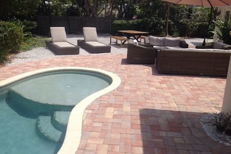 C-view Florida, Dock/Heated Pool - アンナマリア