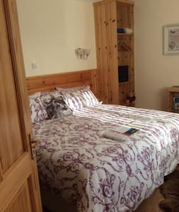CAIRN VIEW B&B BORRERAIG BY DUNVEGAN IV55 8ZY - Bed & Breakfast