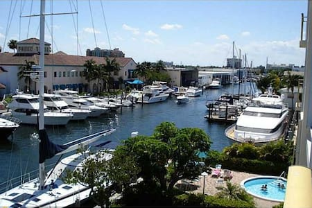 Modern 1br /1bth boatyard haven - Fort Lauderdale - Apartment