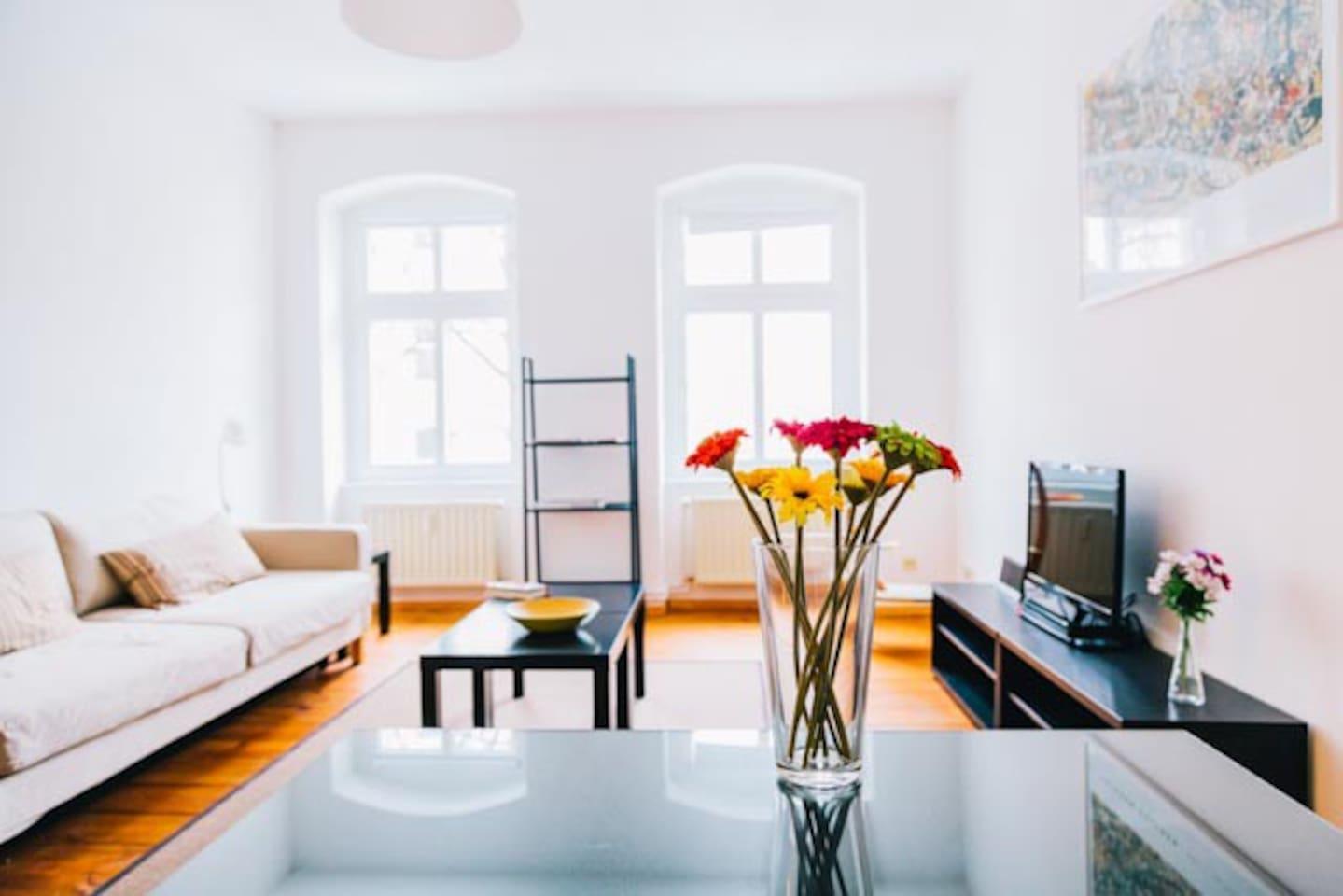 Charming Apartment in Prenzl Berg