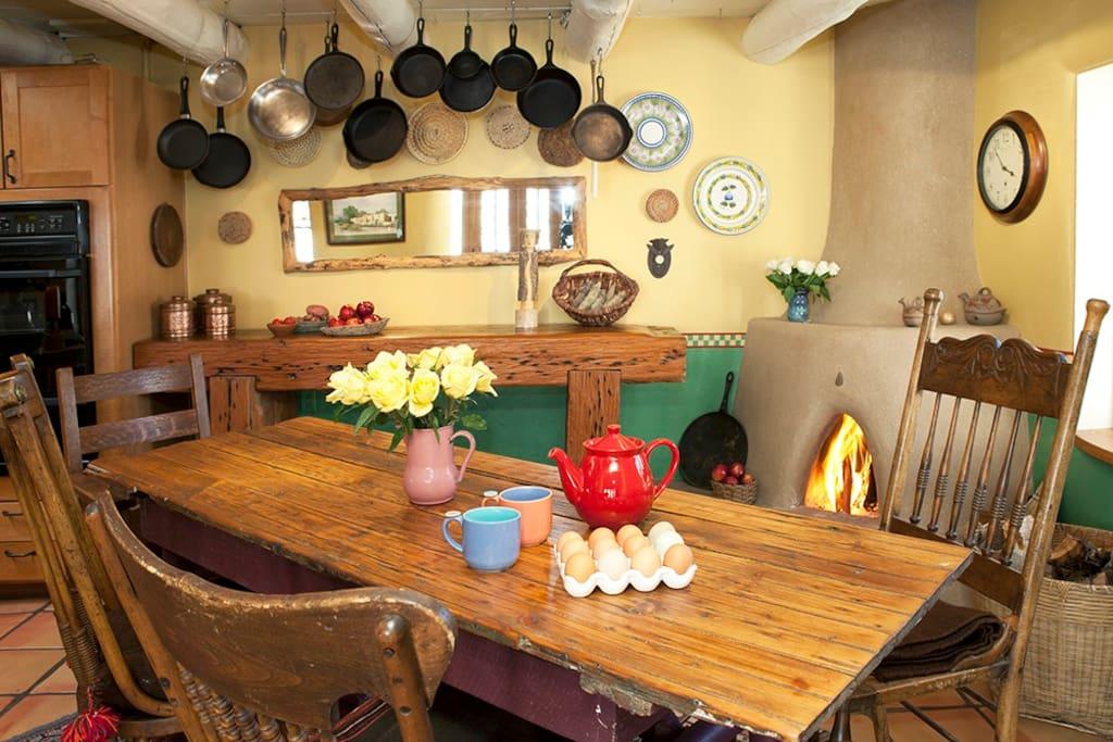 Casa Gallina's El Gallo Grande