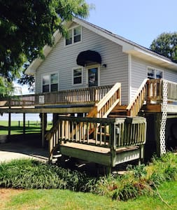 Charming Beach Cottage...Come Play on the Pamlico! - Washington - Casa