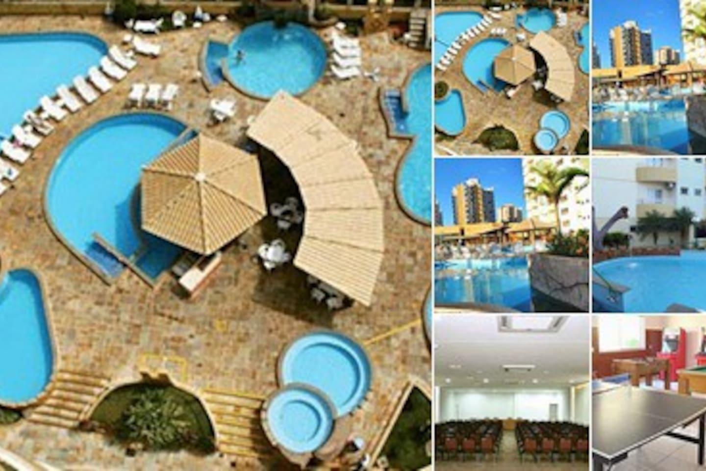 Parque aquatico do Thermas Place