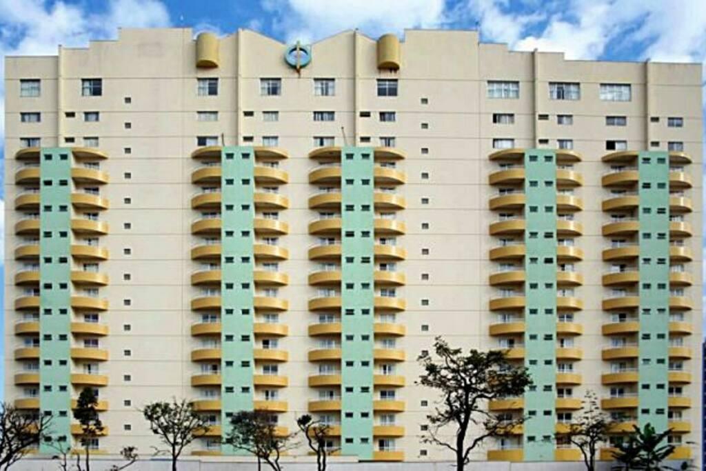 Caldas Novas Suite no Thermas Place
